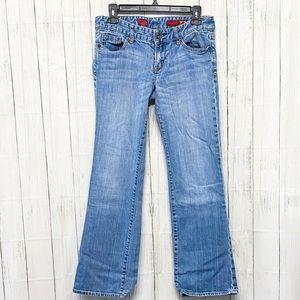 Express Denim Bootcut Jeans - 4S